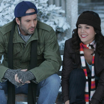 "This latest ""Gilmore Girls"" teaser will hit you right in the feels"