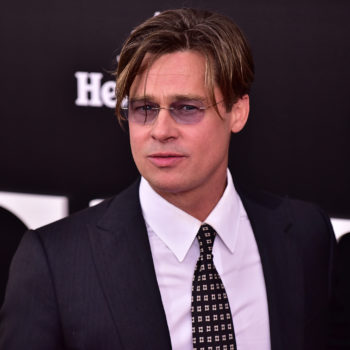 This is why you won't be seeing Brad Pitt at his latest film premiere