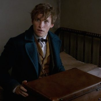"There's a new ""Fantastic Beasts"" trailer and we are currently losing our minds"