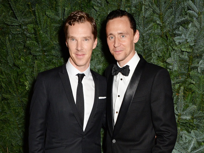Benedict Cumberbatch interviewed Tom Hiddleston and brought up Taylor Swift — but it's not what you think