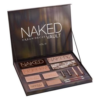 Urban Decay just launched their newest Naked Vault and it has everything we've always wanted