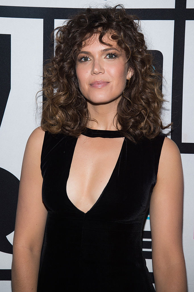 Mandy Moore Has Brought Perm Back Into Our Lives