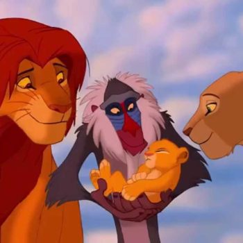 "A live action ""Lion King"" is coming, because dreams do come true"