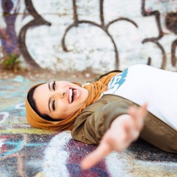 Playboy just featured a woman in a hijab in their magazine for the first time and we are LOVING everything about it