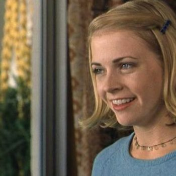 Melissa Joan Hart reveals her favorite onscreen '90s kiss, and SO MANY FEELINGS