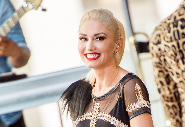 Gwen Stefani released a new song but it's probably not *exactly* what you're imagining