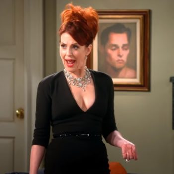 "Megan Mullally had this to say about that ""Will and Grace"" reunion"