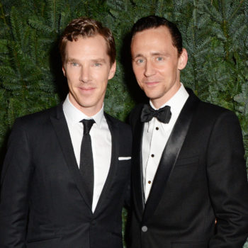Tom Hiddleston and Benedict Cumberbatch just shared their biggest fears, and our hearts melt