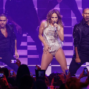 "Jennifer Lopez is creating a show like ""The Voice"" but for ~~dancers~~"