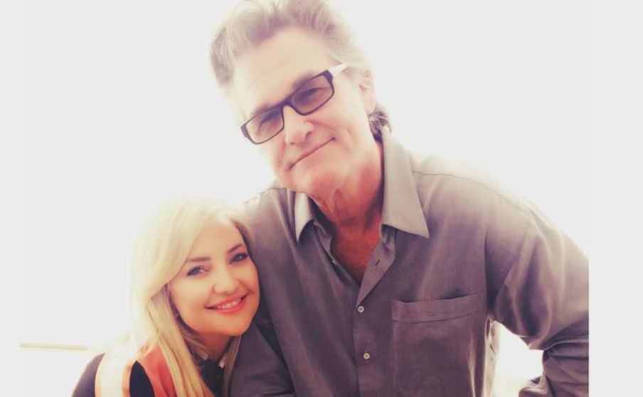 How Kate Hudson speaks about her stepdad will make you cry happy tears