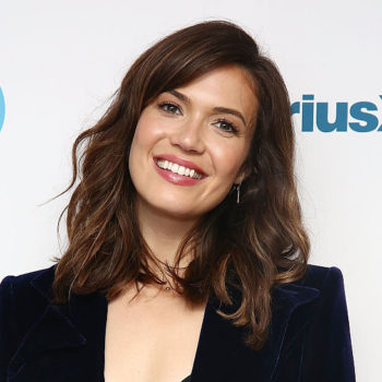 Mandy Moore has a sperm tattoo on her foot and um… this is why