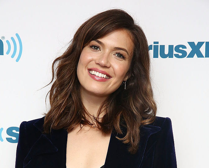 Mandy Moore has a sperm tattoo on her foot and um... this is why