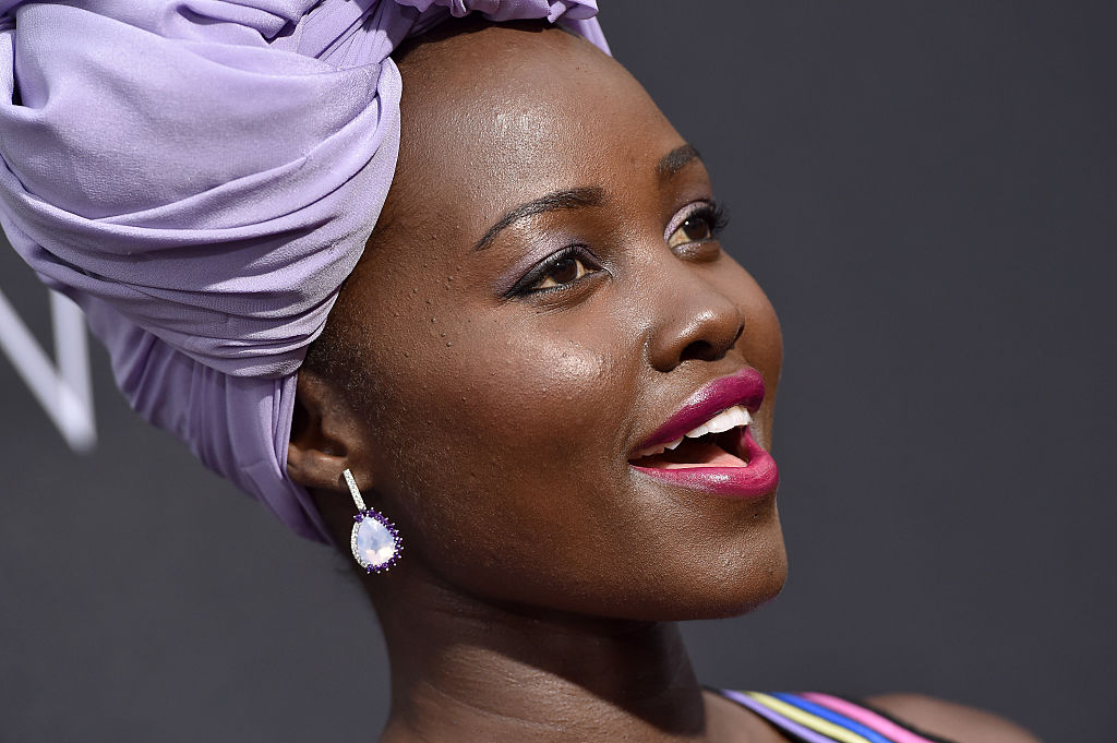 Of course, Lupita Nyong'o has the most inspirational #WCW