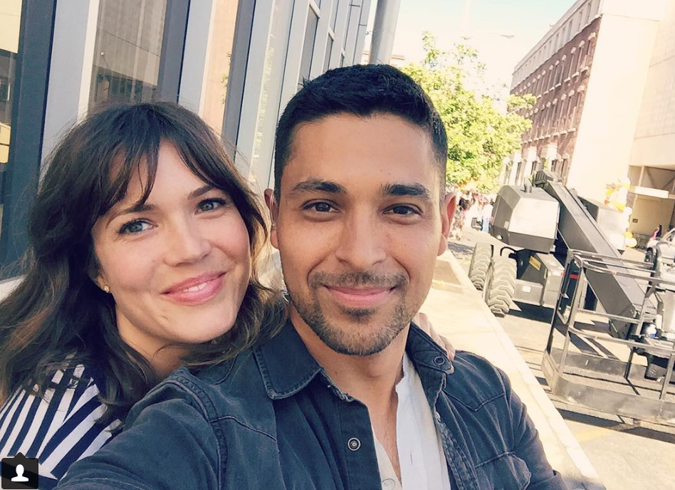 Here's how Mandy Moore really feels about her ex Wilmer Valderrama dating her close friend