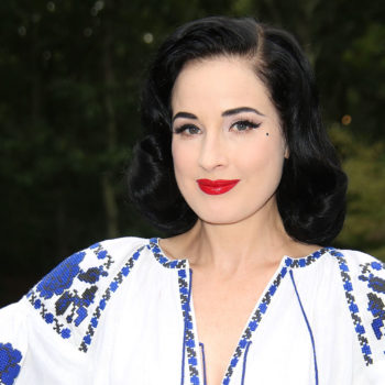 12 beauty tips from vintage queen Dita Von Teese to celebrate her birthday