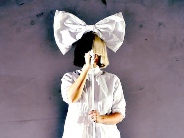 Sia has given Hillary Clinton a new theme song, because she's got STAMINA