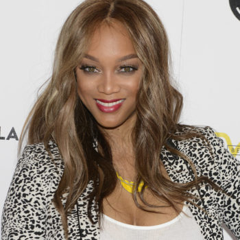 "Tyra Banks sings ""Hamilton"" tunes with her Lyft driver, continues to epitomize fierceness"