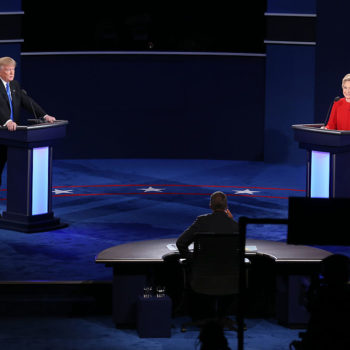Two HUGE topics were skipped over during the Presidential Debate, and that's a problem