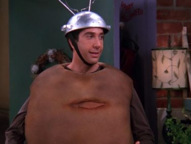 "How to get Halloween costumes inspired by the ""Friends"" Halloween episode"