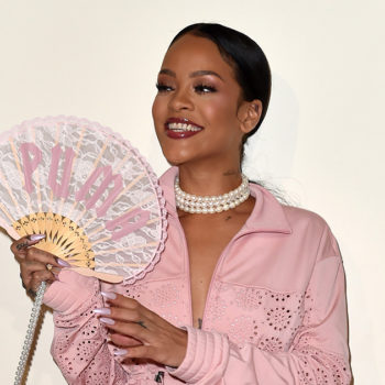 Rihanna unveiled her latest FENTYXPUMA line and we need absolutely everything