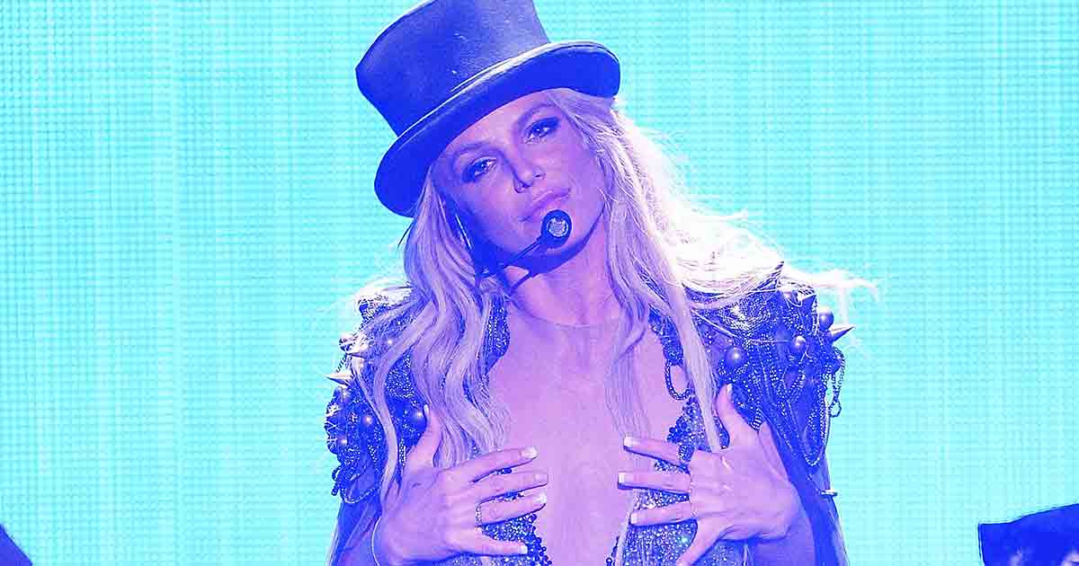 Britney Spears wears this $17 foundation on stage, and now you can get it too
