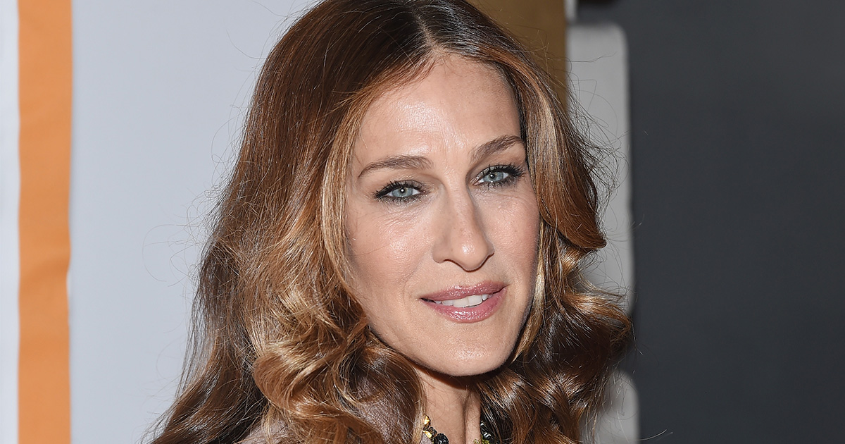 "Sarah Jessica Parker shot down THOSE ""SATC"" feud rumors AND made this point about sexism at the same time"