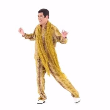 "This Japanese song about a ""pen pineapple apple pen"" is blowing up the internet"
