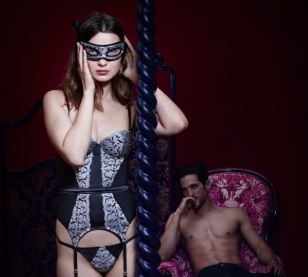 """There's officially a """"Fifty Shades Darker"""" lingerie line guys"""