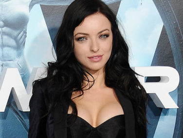 Francesca Eastwood is a chic goth dream and she should have been on our radar forever ago