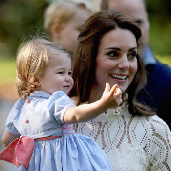 Princess Charlotte just said her first public word and it's too cute to handle
