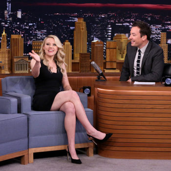 Kate McKinnon talks more about the perils of cat ownership, and we're still laughing