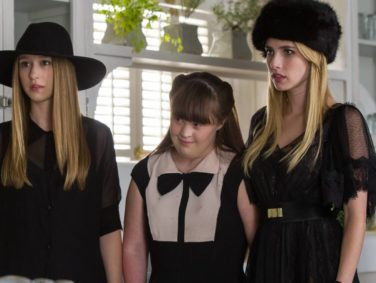 "Lou Eyrich, costume designer of ""American Horror Story"" gives us the scoop on the show's killer looks"