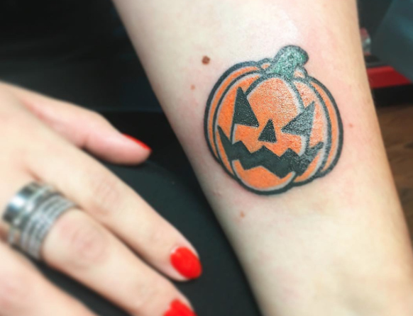 11 pumpkin tattoos to show your undying love for all things Halloween
