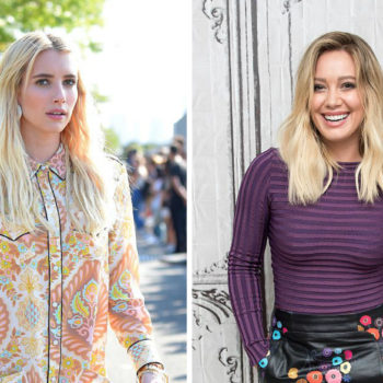 Both Emma Roberts and Hilary Duff just rocked the shoe we now want for autumn