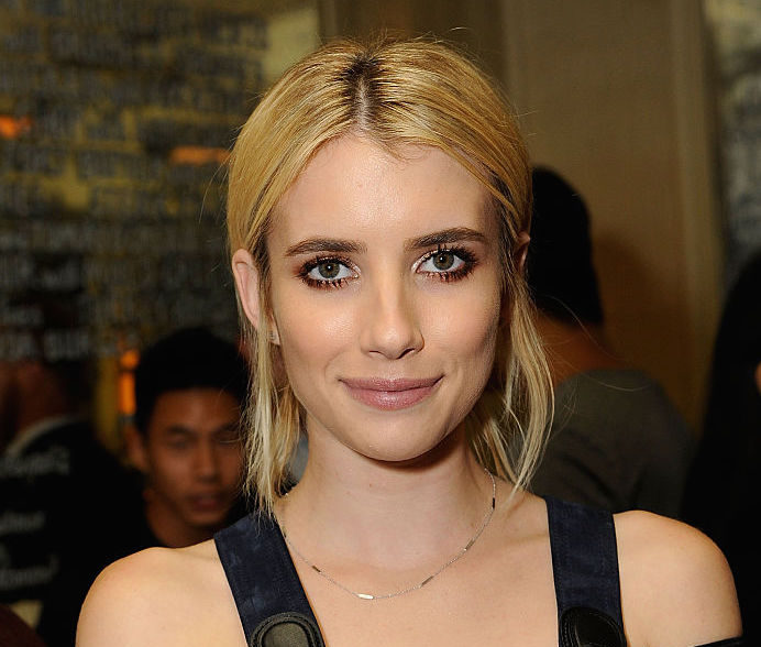 Emma Roberts just started a trend that has us wanting to revamp all our jeans