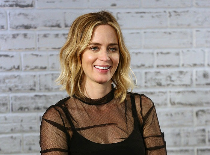 Emily Blunt makes a good point about the way we treat women who like drinking