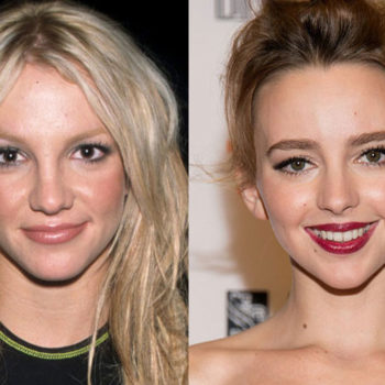The cast of the Britney Spears Lifetime biopic vs. the real people