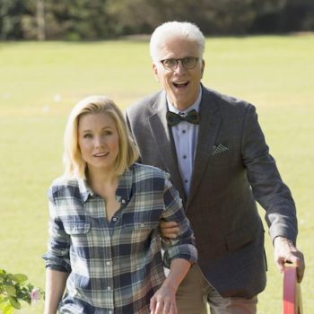 "There's a huge Easter egg you probably missed in ""The Good Place"""
