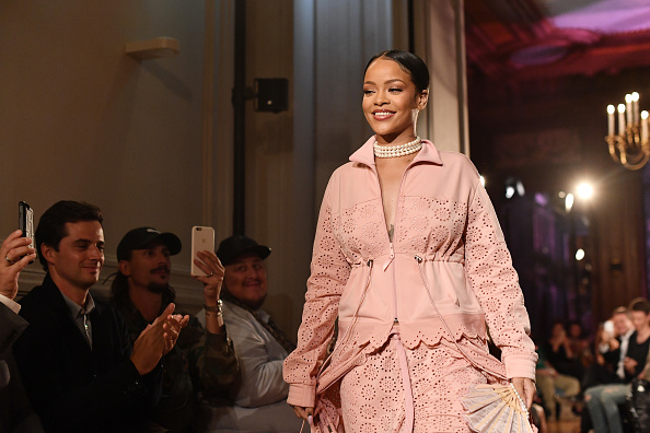 Rihanna's Fenty x Puma show at Paris Fashion Week stylishly demolished gender norms, and we're so here for it