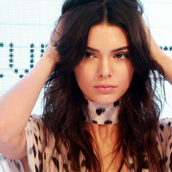 We just learned Kendall Jenner has a secret tattoo on her face(!!!)