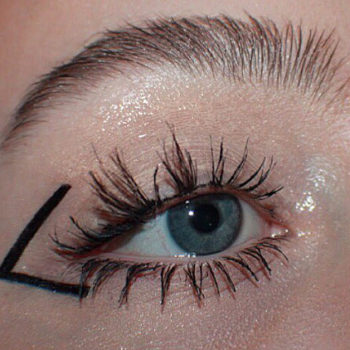 You're not doing your eyeliner like this yet and you're seriously going to want to