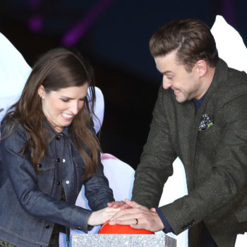 Justin Timberlake posted this totally goofy video with Anna Kendrick, reminding us why we're obsessed with them
