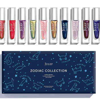 This zodiac-themed nail polish set is as beautiful as the cosmos