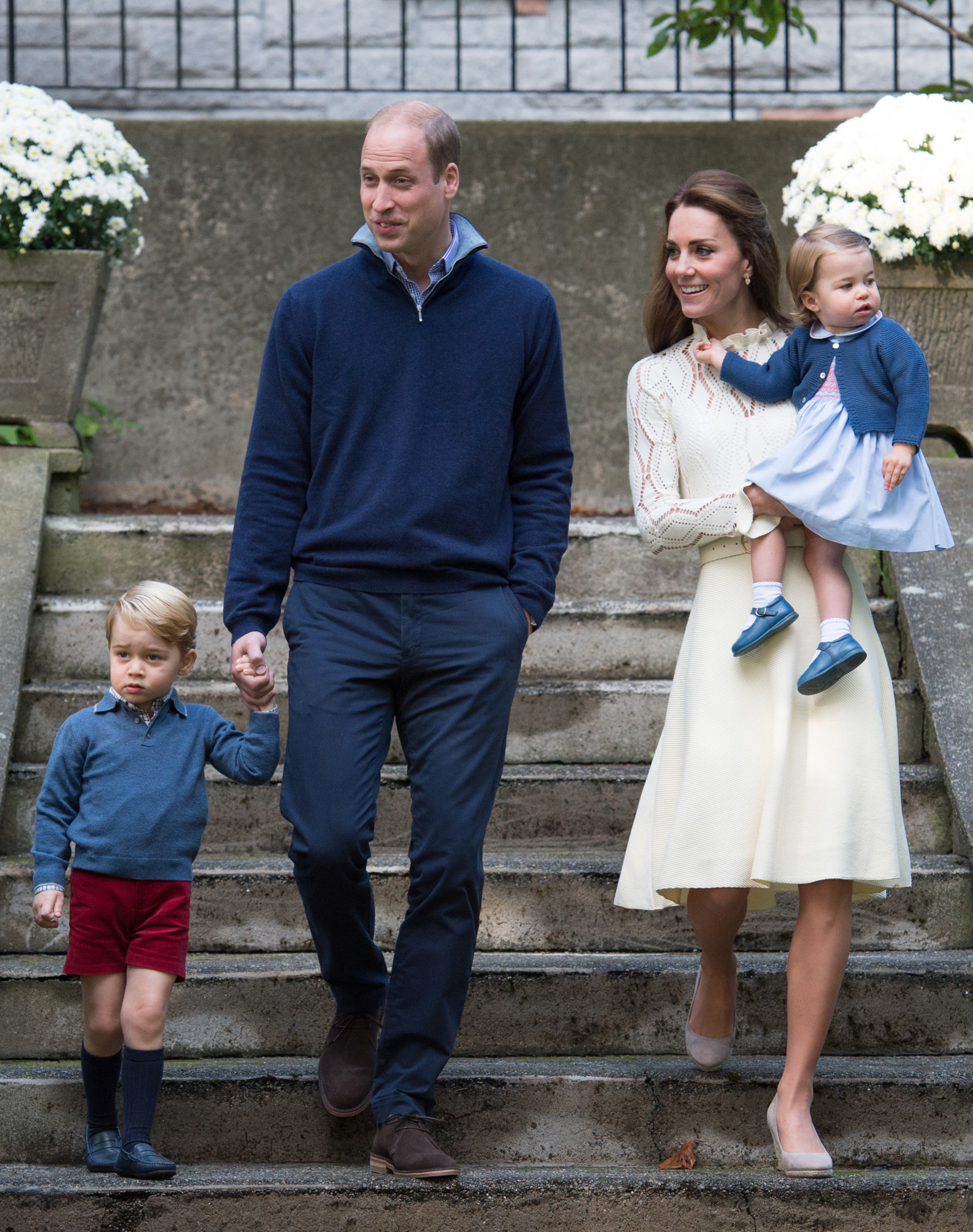 Princess Charlotte Is Taking After Big Brother Prince George In The Most Adorable Way With Her New Hobby