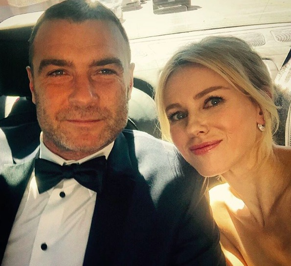 Liev Schreiber wished Naomi Watts a Happy Birthday, leading us to ask, can #breakupgoals be a thing?
