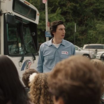 "The first trailer for the new Adam Driver movie ""Paterson"" is out, and it looks so good"