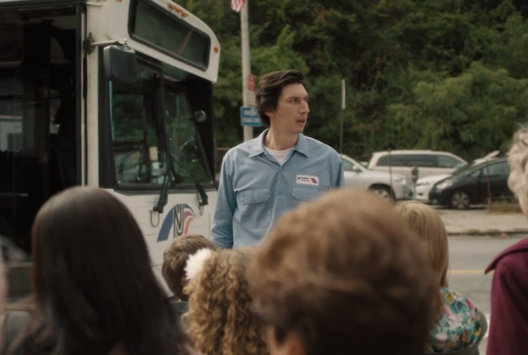 """The first trailer for the new Adam Driver movie """"Paterson"""" is out, and it looks so good"""
