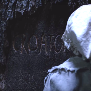 "The new ""American Horror Story: Roanoke"" trailer hints that we'll learn more about ""Croatoan"""