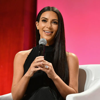 Kim Kardashian's barely-there pants just started the most unique Fall trend