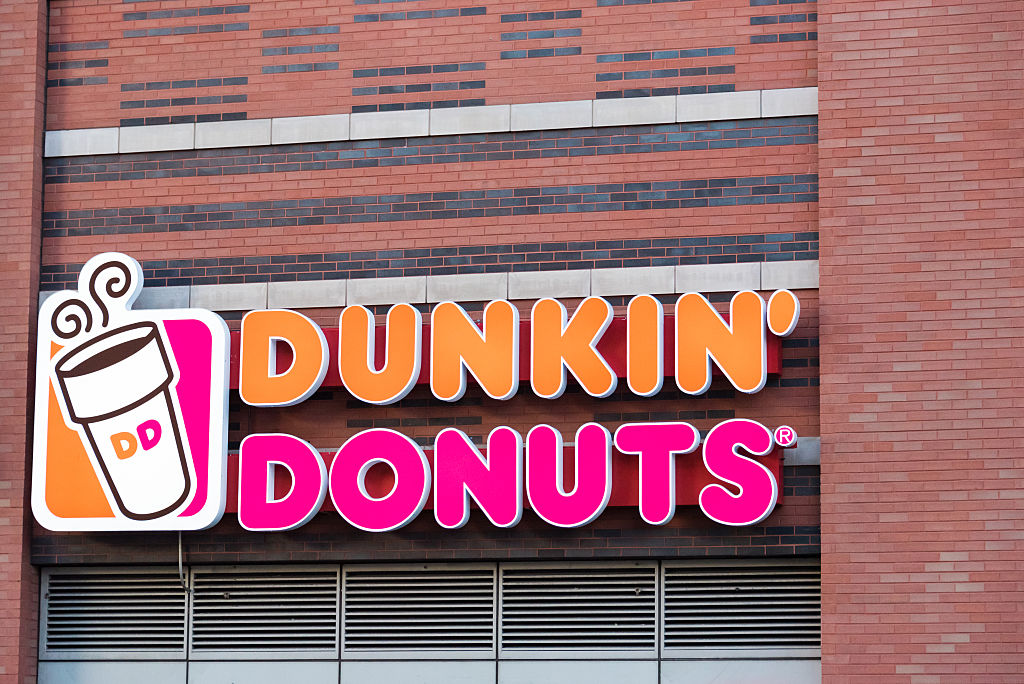 Dunkin' Donuts takes a cue from Starbucks and does this awesome thing